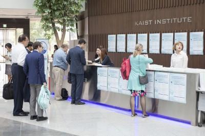 이번 행사는 국내외 학생 및 핵비확산 전문가 150여 명이 참석했다. - (주)동아사이언스 제공